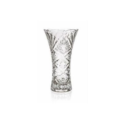 Banquet Skleněná váza Aisha čirá