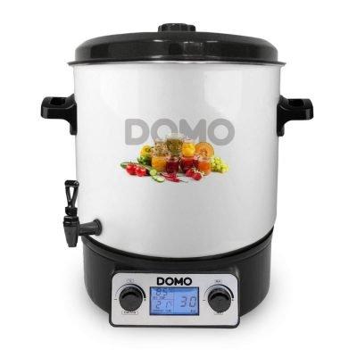 DOMO DO42324PC automatický zavařovací hrnec s LCD