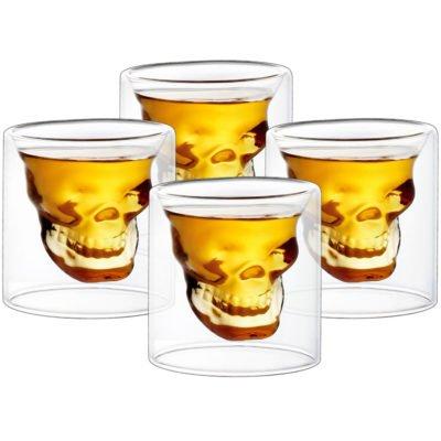 4home Panáky Skull Hot&Cool 20 ml