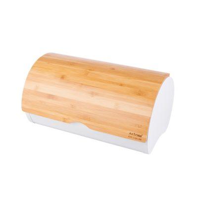 Altom Chlebník s bambusovým víkem 37