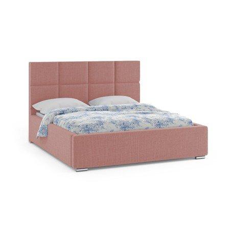 Čalouněná postel ONTARIO 180x200 cm Cihlová