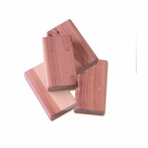 Compactor 4dílná sada odpuzovače molů z cedrového dřeva