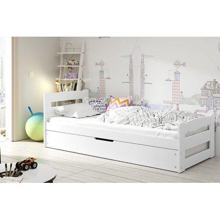 Dětská postel ERNIE 200x90 cm Borovice