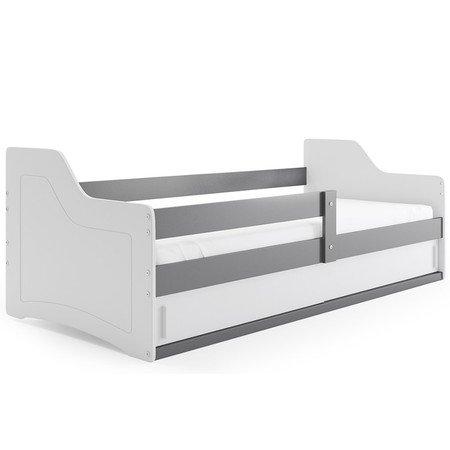 Dětská postel SOFIX 1 160x80 cm Bílá Borovice
