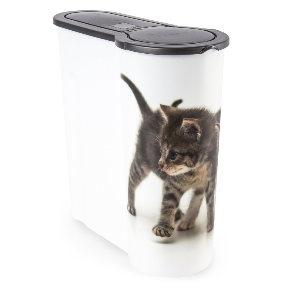 Dóza na krmivo pro kočky Kotě