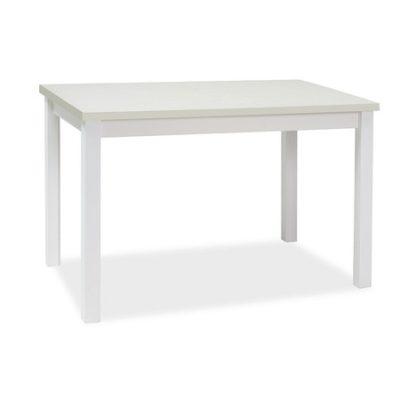 Jídelní stůl ADAM bílý mat