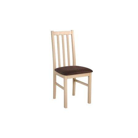 Jídelní židle BOSS 10 Bílá Tkanina 10