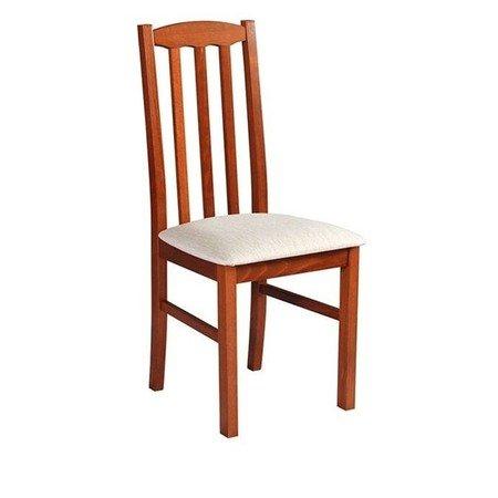Jídelní židle BOSS 12 Bílá Tkanina 10
