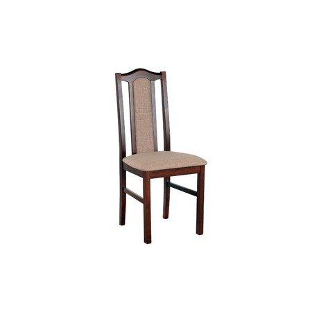 Jídelní židle BOSS 2 Bílá Tkanina 10