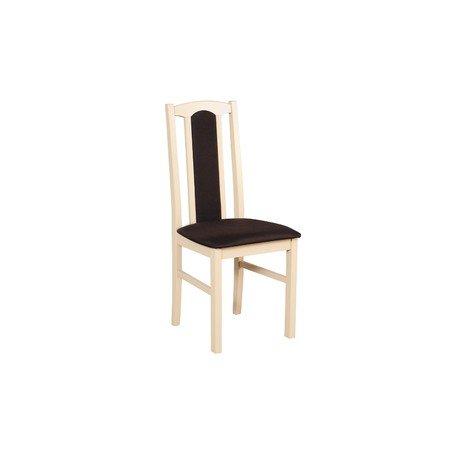 Jídelní židle BOSS 7 Bílá Tkanina 10