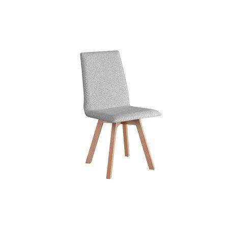 Jídelní židle HUGO 2 Bílá Tkanina 10