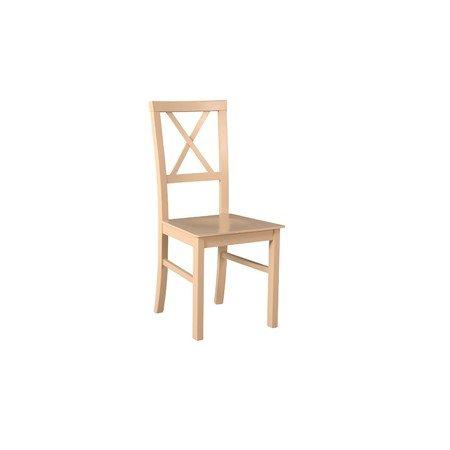 Jídelní židle MILANO 4D Bílá