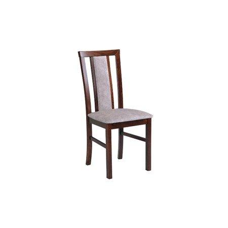 Jídelní židle MILANO 7 Bílá Tkanina 10