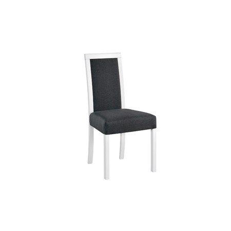 Jídelní židle ROMA 3 Ořech Tkanina 10
