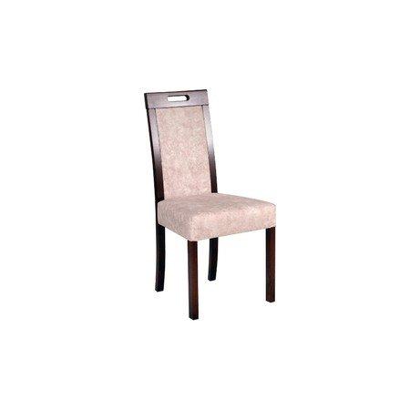 Jídelní židle ROMA 5 Ořech Tkanina 10