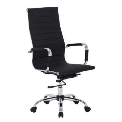 Kancelářská židle Q-040 černá