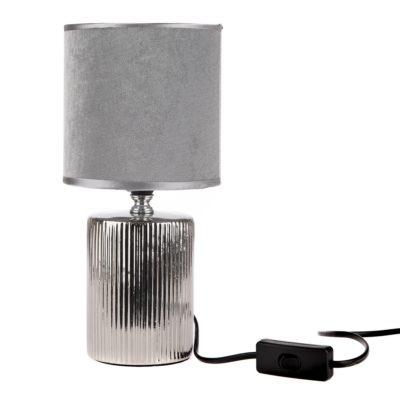 Keramická stolní lampa Moon