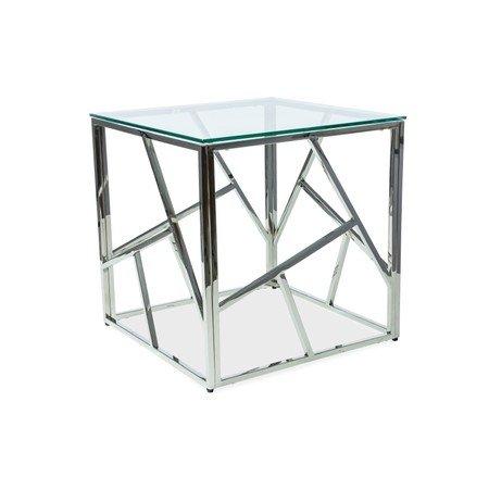 Konferenční stolek ESCADA B sklo/chrom