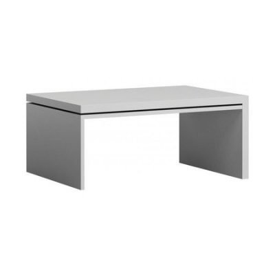 Konferenční stolek LUX bílý