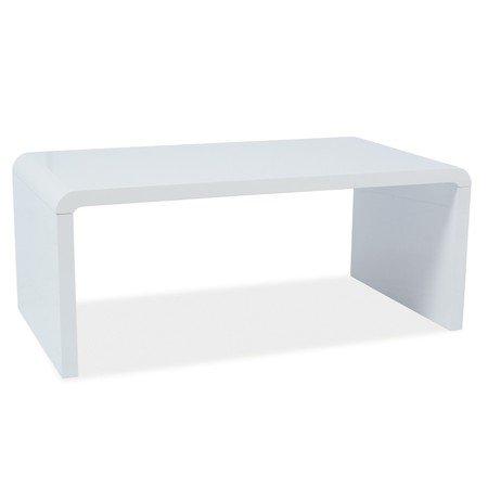 Konferenční stolek MIO bílý lesk