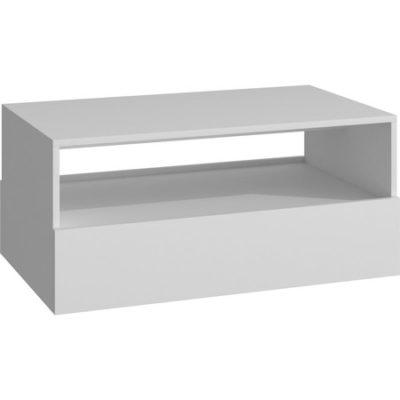 Konferenční stolek REBEL bílá