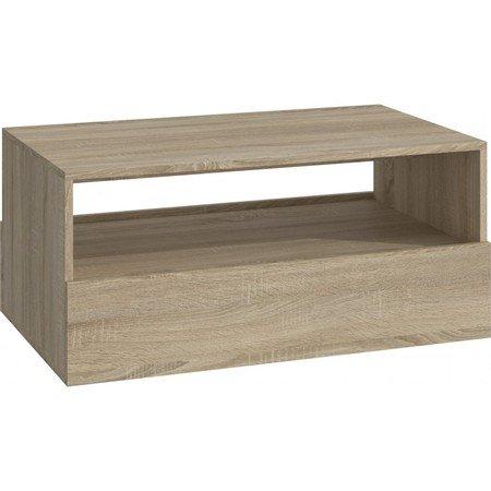 Konferenční stolek REBEL dub sonoma