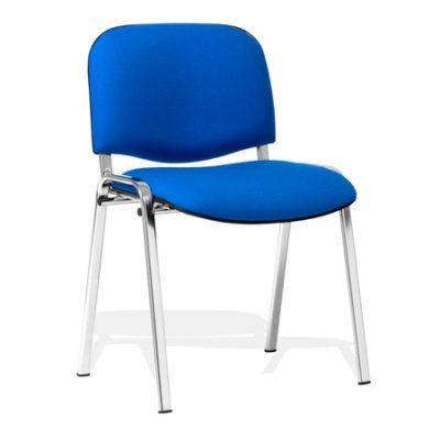 Konferenční židle ISO CHROM C11 - černá