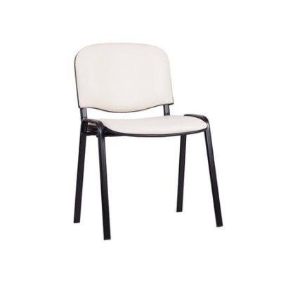 Konferenční židle ISO eko-kůže Černá D1 EKO