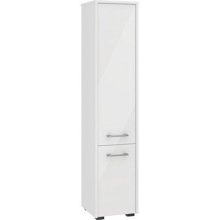 Koupelnová skříňka Fin 2 dvířka bílá