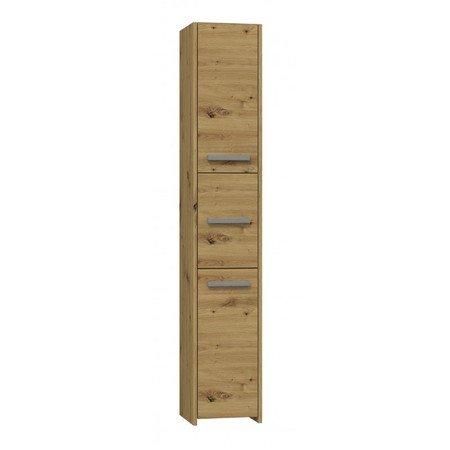 Koupelnová skříňka S33 dub artisan