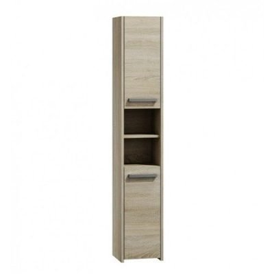 Koupelnová skříňka s regálem 30 dub sonoma