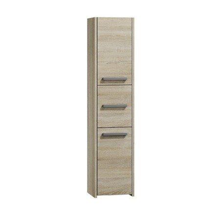 Koupelnová skříňka s regálem 43 dub sonoma