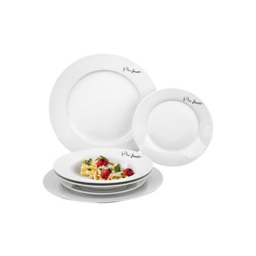 Lamart LT9001 6dílná jídelní sada talířů Dine