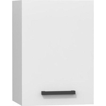 Nástěnná kuchyňská skříňka 40 cm bílá