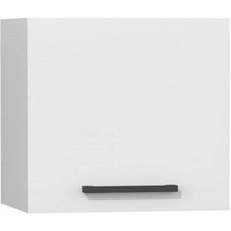 Nástěnná kuchyňská skříňka 60 cm bílá