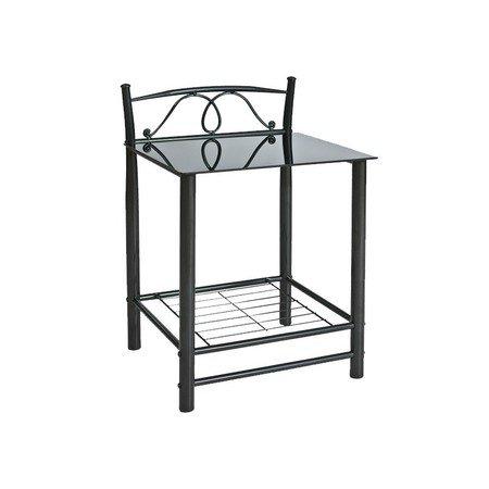 Noční stolek ET-920 černá