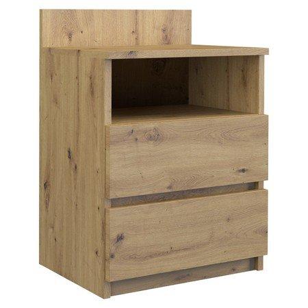 Noční stolek M1 dub artisan