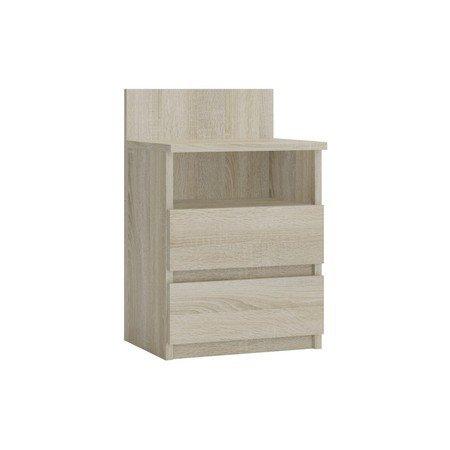 Noční stolek M1 dub sonoma