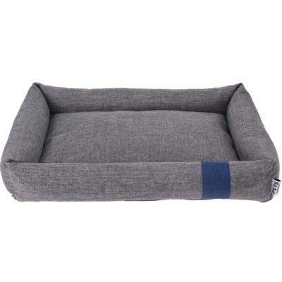Pelíšek pro psa Pet bed šedá
