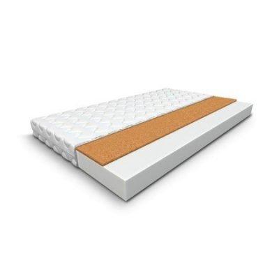 Pěnová matrace s kokosovou rohoží SAMBA 10 cm 180x200 cm