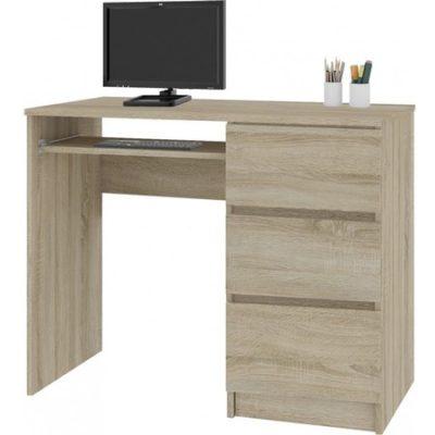 Počítačový stůl A-6 pravá dub sonoma