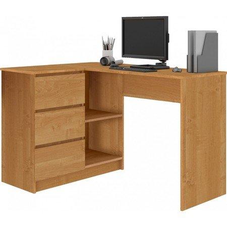 Počítačový stůl B16 levá olše