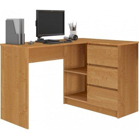 Počítačový stůl B16 pravá olše