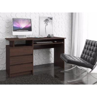 Počítačový stůl CLP 135cm wenge