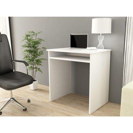 Počítačový stůl Star bílá