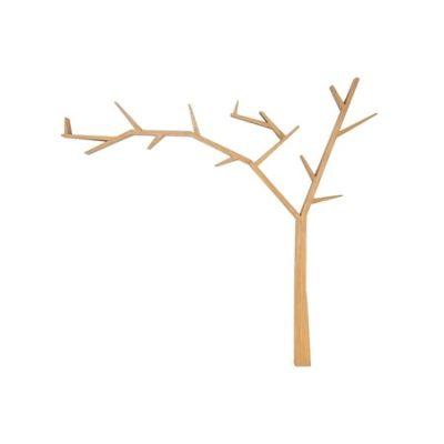 Polička POPRAD levá dub