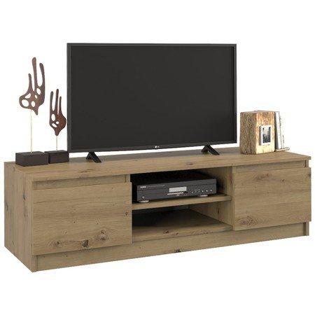 TV stolek LCD 120 cm dub artisan