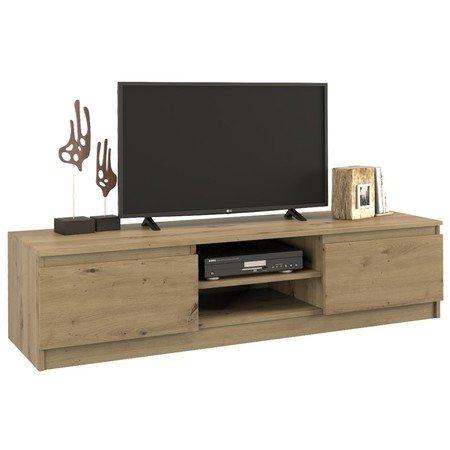 TV stolek LCD 140 cm dub artisan