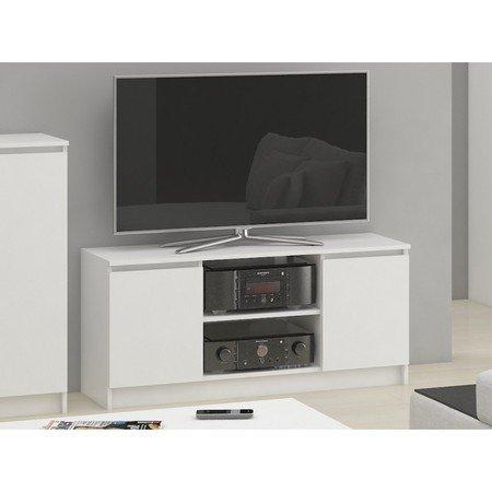 TV stolek RTV K140 bílá