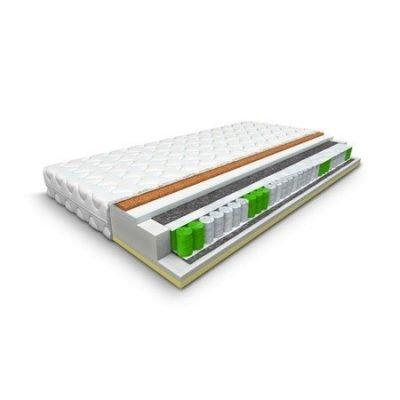 Taštičková matrace s visco pěnou ARIZONA 120x200 cm